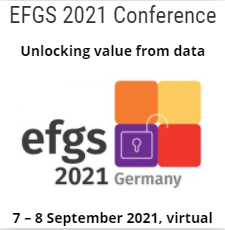 The European Forum for Geography and Statistics (EFGS) 2021 Conference